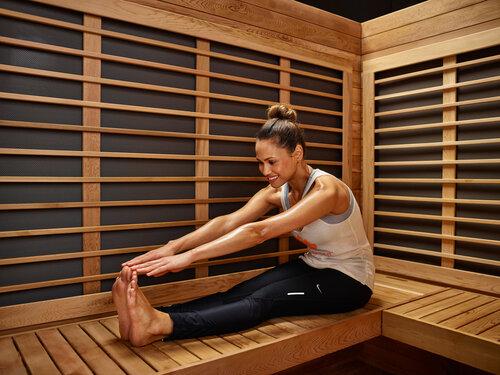 Sunlighten® Infrared Sauna in Worcester